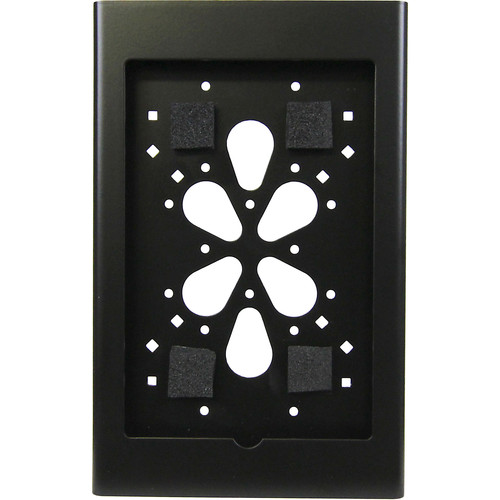 FSR Surface Mount for iPad Mini with Home Button Access (Black)