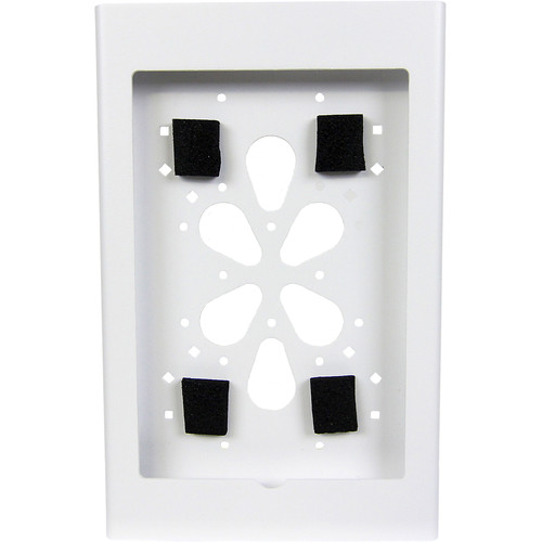 FSR Surface Mount for iPad Mini with Home Button Access (White)