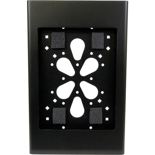 FSR Surface Mount for iPad Mini without Home Button Access (Black)