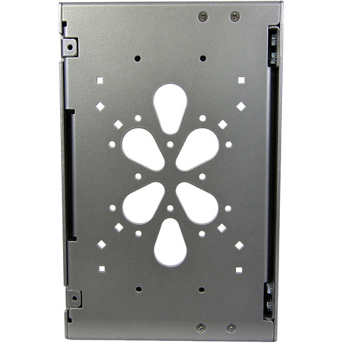 FSR Surface Mount for iPad Mini without Home Button Access (Silver)