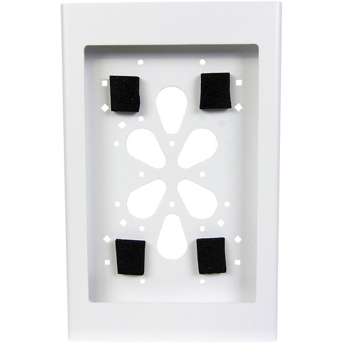 FSR Surface Mount for iPad Mini without Home Button Access (White)