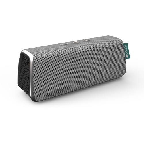 FUGOO Style Portable Bluetooth Speaker (Silver)