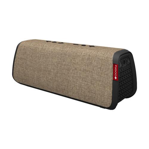 FUGOO Style XL Portable Bluetooth Speaker (Sand/Black)