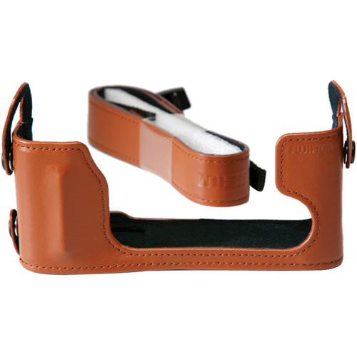Fujifilm Half Case for the XE1 Camera (Saddle Brown)