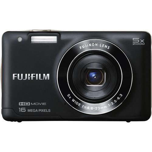 Fujifilm FinePix JX680 Digital Camera (Black)