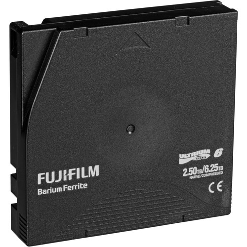 Fujifilm LTO Ultrium 6 Data Cartridge (Library Pack)
