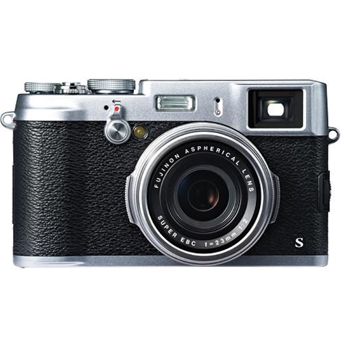 FUJIFILM X100S Digital Camera (Silver)