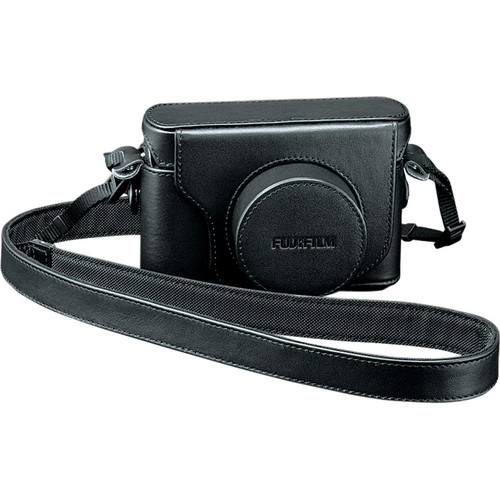 Fujifilm Quickshot Leather Case for the X10/X20 Cameras