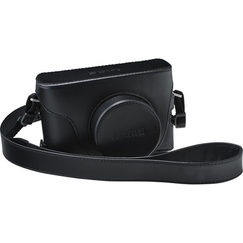Fujifilm Leather Case for the X100/ X100S Cameras (Black)