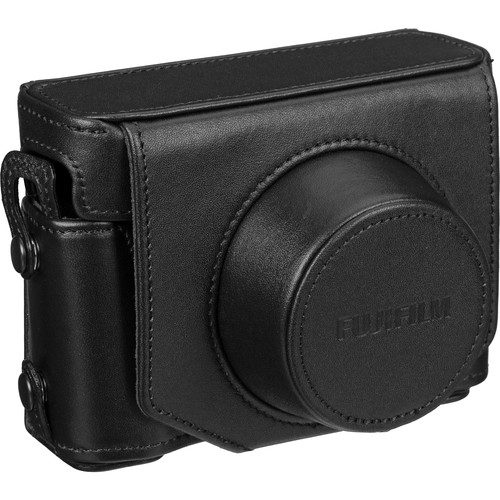 Fujifilm LC-X30 Leather Case for X30 Digital Camera (Black)