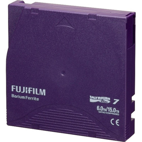 Fujifilm LTO Ultrium 7 6TB Data Cartridge Tape with Barium Ferrite Technology