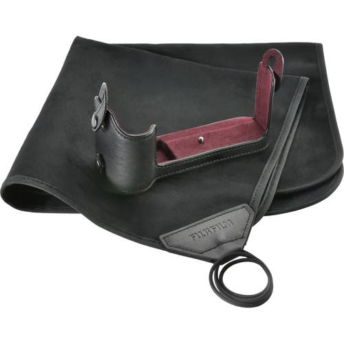FUJIFILM BLC-XT2 Bottom Leather Case