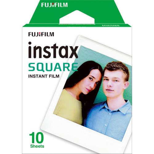 FUJIFILM instax SQUARE Instant Film (10 Exposures)