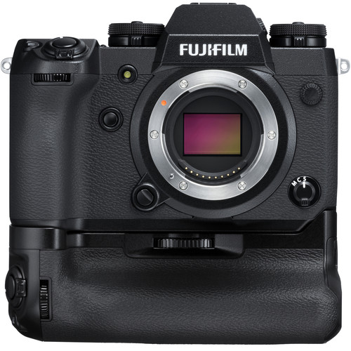 FUJIFILM X-H1 Mirrorless Digital Camera Body with Battery Grip Kit