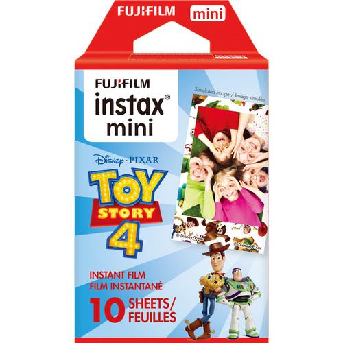 FUJIFILM INSTAX Mini Toy Story 4 Instant Film (10 Exposures)