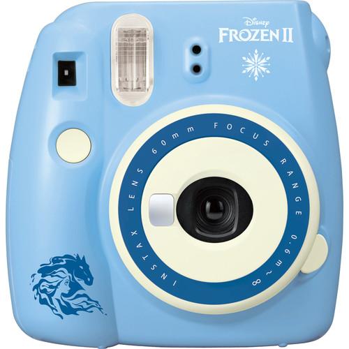 FUJIFILM INSTAX Mini 9 Instant Film Camera (Frozen 2)