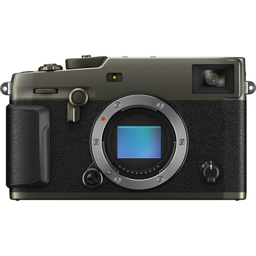 FUJIFILM X-Pro3 Mirrorless Digital Camera (Body Only, Dura Black)