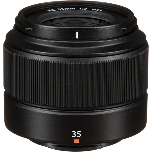 FUJIFILM XC 35mm f/2 Lens