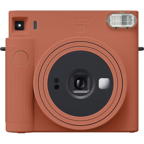 FUJIFILM INSTAX SQUARE SQ1 Instant Film Camera (Terracotta Orange)