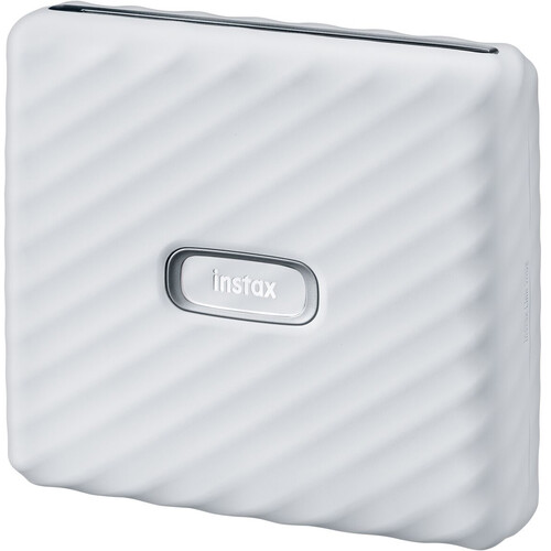 FUJIFILM INSTAX Link Wide Smartphone Printer (Ash White)