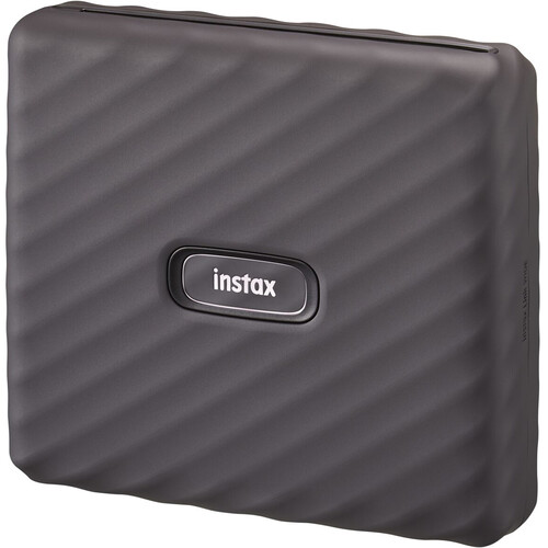 FUJIFILM INSTAX Link Wide Smartphone Printer (Mocha Gray)