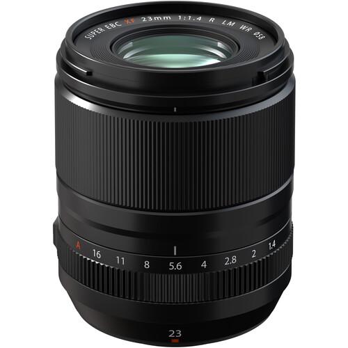 FUJIFILM XF 23mm f/1.4 R LM WR Lens