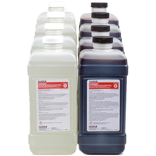 FUJIFILM CP RA P2-R Bleach Fix and Replenisher (to Make 10L)