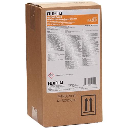 FUJIFILM PRO6 Color Developer Starter (1 Gallon)