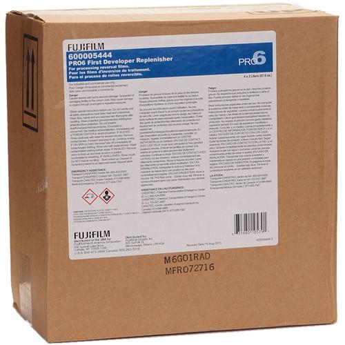 FUJIFILM PRO6 First Developer Replenisher (4 x 10L)