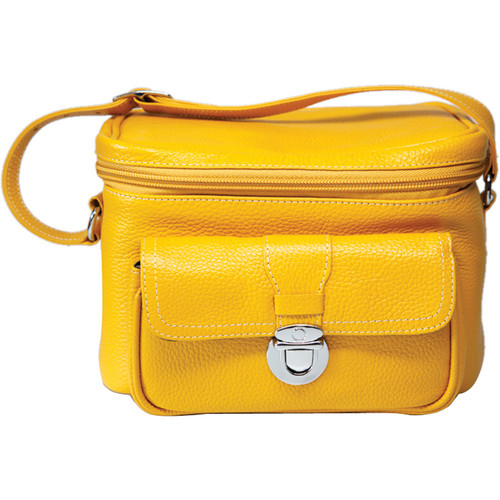 Fujifilm Train Case (Mustard Yellow)