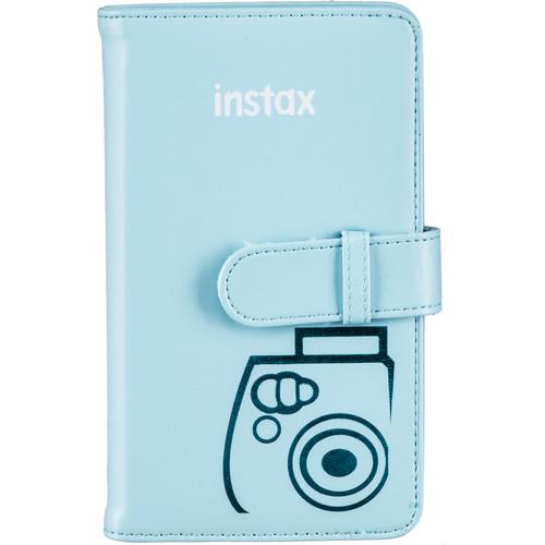 Fujifilm instax Wallet Album (Blue)
