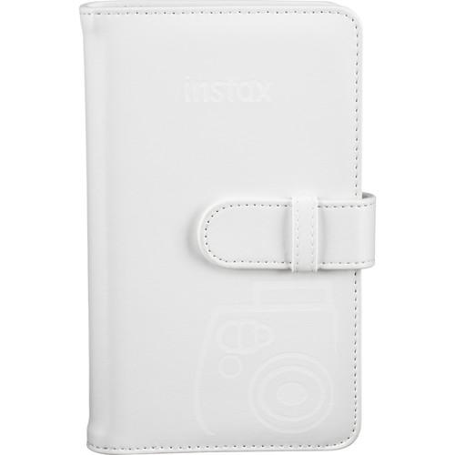 Fujifilm instax Wallet Album (White)