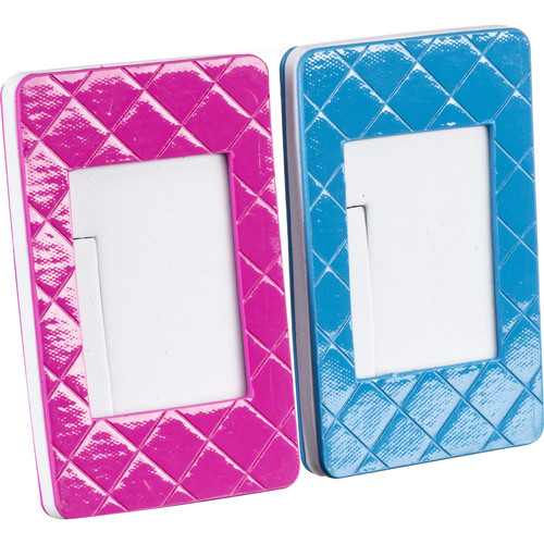 Fujifilm Instax 2-Pack Picture Frames (Pink and Blue)