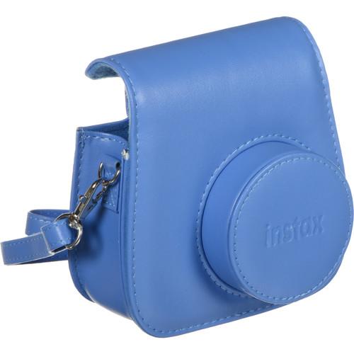 Fujifilm Groovy Camera Case for instax mini 9 (Cobalt Blue)