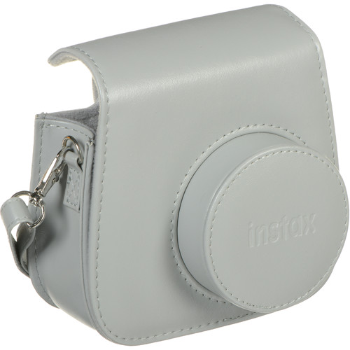 FUJIFILM Groovy Camera Case for instax mini 9 (Smoky White)