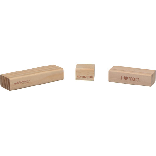 Fujifilm instax Wooden Photo Holders (3-Pack)