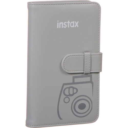 FUJIFILM INSTAX Mini Wallet Album (Smokey White)