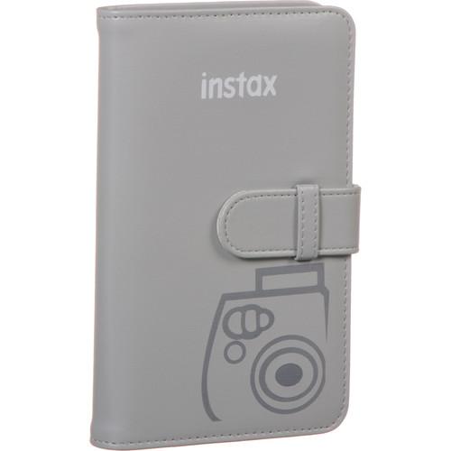 Fujifilm instax Wallet Album (Smokey White)