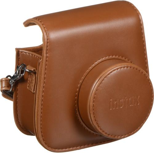 FUJIFILM Groovy Camera Case for instax mini 9 (Brown)