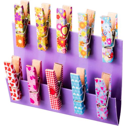 FUJIFILM INSTAX Mini 9 Decorative Pegs (10-Pack)