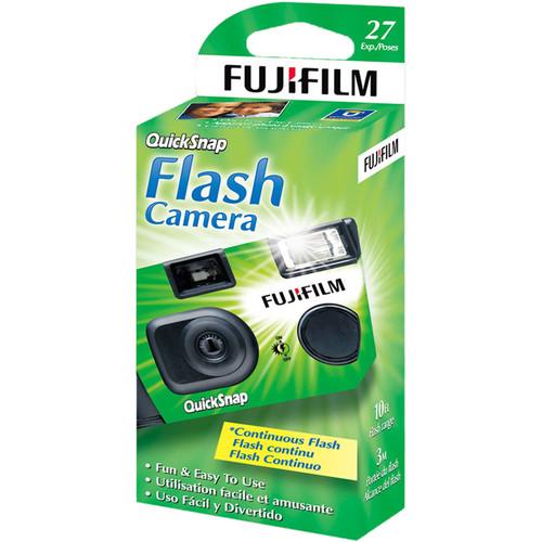 Fujifilm QuickSnap Flash 400 (27 Exposures)