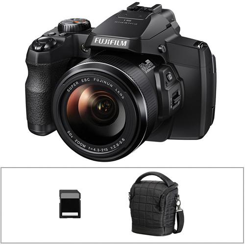 Fujifilm finepix s1 camera black basic kit b h photo video for Finepix s1 fnac