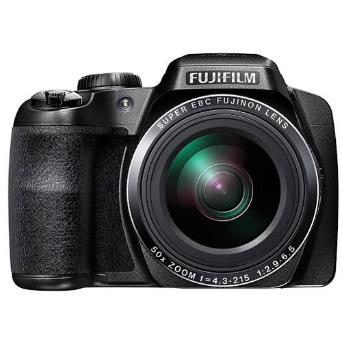 Fujifilm FinePix S9900W Digital Camera (Black)
