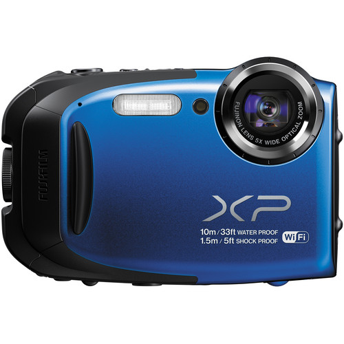 Fujifilm FinePix XP70 Digital Camera (Black)