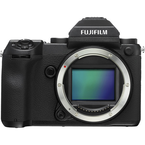 Fujifilm GFX 50S Medium Format Mirrorless Camera with 63mm Lens and Battery Grip Kit