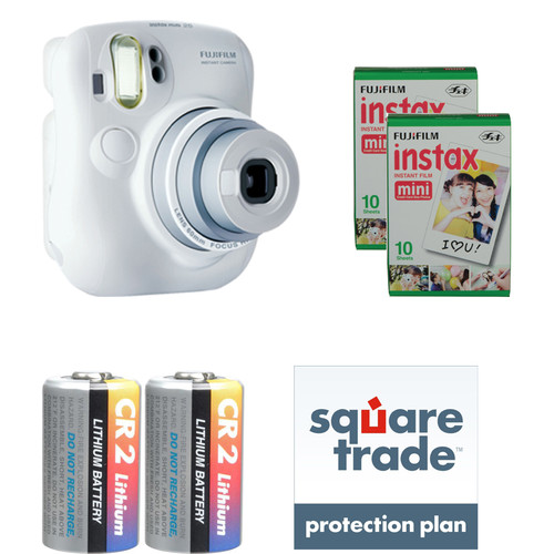 Fujifilm instax Mini 25 Instant Film Camera Basic Kit