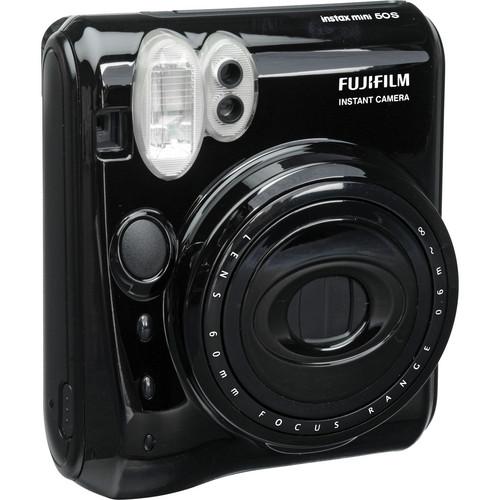 Fujifilm instax Mini 50S Instant Film Camera with Monochrome Film Kit
