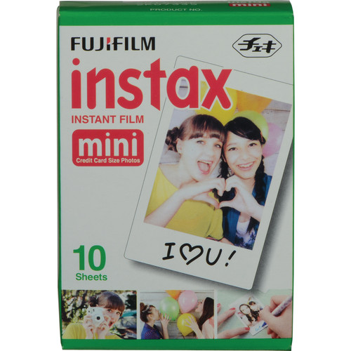 Fujifilm instax mini Instant Film (10 Exposures)