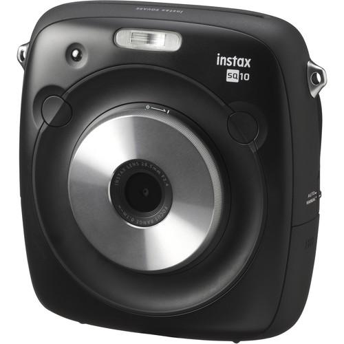Fujifilm instax SQUARE SQ10 Hybrid Instant Camera with Instant Film Kit