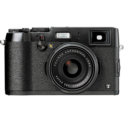 Fujifilm X100T Digital Camera with Wide-Angle Conversion Lens Kit (Black)